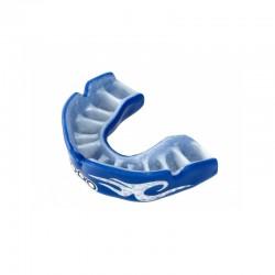OPRO Zahnschutz PowerFit Bling urban dunkelblau weiss