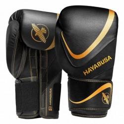 Hayabusa H5 Boxhandschuhe Black Gold