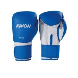 Kwon Fitness Boxhandschuh blau