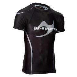 Ju- Sports Rashguard Pro C18 SS black