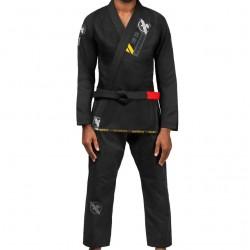 Hayabusa Ascend Lightweight Jiu Jitsu Gi Black