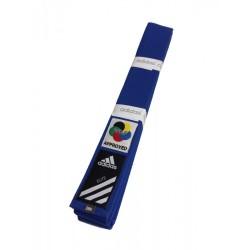 Adidas Elite Gürtel WKF Blau