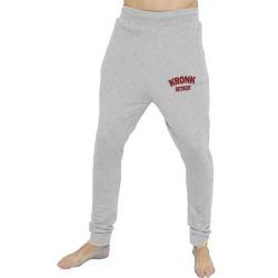 Kronk Detroit Harem Style Sweatpants Sport Grey