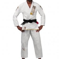 Hayabusa Ascend Lightweight Jiu Jitsu Gi White
