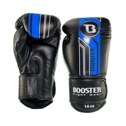 Booster BGL V9 Boxhandschuhe Black Blue