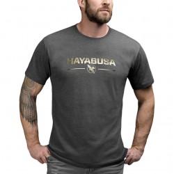 Hayabusa Metallic Logo T-Shirt Black