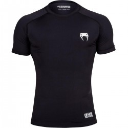 Venum Contender 2.0 Compression Shirt SS Black