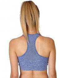 ju-Sports Gym Line Sport BH Basic blau