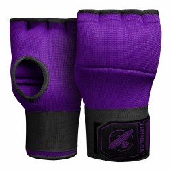 Hayabusa Quick Gel Handwraps Purple Black