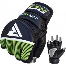 RDX Grappling Handschuh KIDS schwarz grün