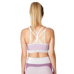 ju-Sports Gym Line Sport BH Seamless pink
