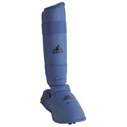 Adidas Shin Schienbein Spannschützer Blau