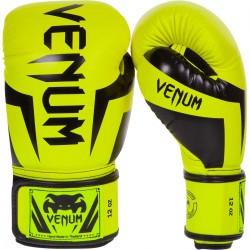 Venum Elite Boxing Gloves Yellow