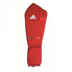 Adidas Schienbein Spannschutz Climacool Rot