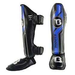 Booster BSG V9 Schienbeinschoner Black Blue