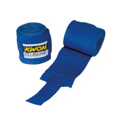 Kwon Clubline Boxbandage elastisch 250cm blau