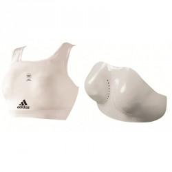 Abverkauf Adidas Brustschutz