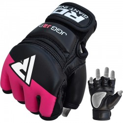 RDX Grappling Handschuh KIDS pink