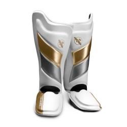 Hayabusa T3 Striking Schienbeinschoner White Gold