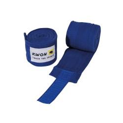 Kwon Boxbandagen elastisch 250cm dunkelblau