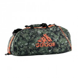 Adidas Combat Camo Bag M
