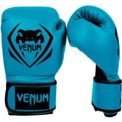 Venum Contender Boxing Gloves Blue