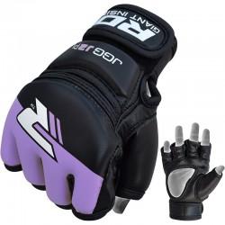 RDX Grappling Handschuh KIDS schwarz lila