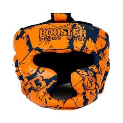 Booster HGL B2 Marble Orange Kopfschutz Youth
