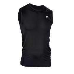 ju-Sports Gym Line Tee SL Men schwarz