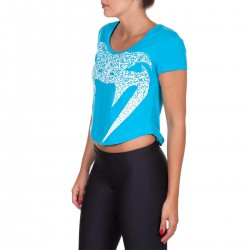 Venum Assault Women T-Shirt Blue