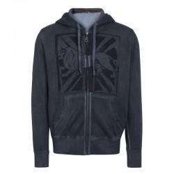 Lonsdale Hunmanby Herren Zip Sweater