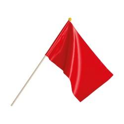 Kwon Punktrichter Fähnchen rot