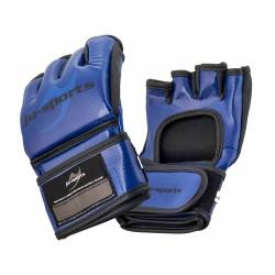 ju-Sports MMA Wettkampf Handschuh Carbon blau