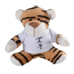 Kwon Mini Tiger Klaus Karate Schlüsselanhänger