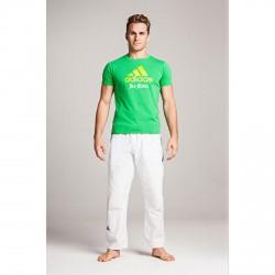 Abverkauf Adidas Community T-Shirt BJJ Green