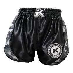 King Pro Boxing Retro Mesh 2 Muay Thai Short