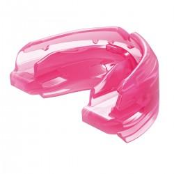 Shock Doctor 4200 Mundschutz Braces Double Zahnschutz Pink