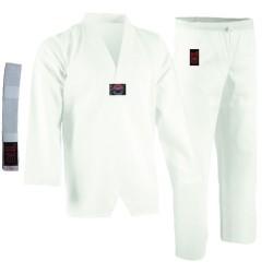 Taekwondo Anzug WTF Modell Weiss Junior