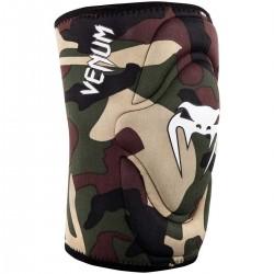 Abverkauf Venum Kontact Gel Knee Pad Forest Camo