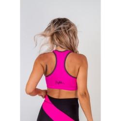 Abverkauf Graff on Stuff Fit Sports Bra fighter  pink