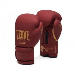 Leone 1947 Boxhandschuh GN59 bordeauxrot