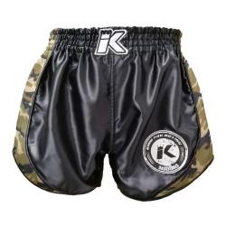 King Pro Boxing Retro Mesh 3 Muay Thai Short