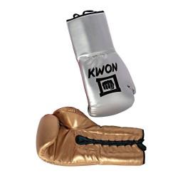Kwon XXL Deko Handschuh Gold