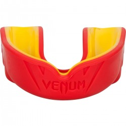 Venum Challenger Mouthguard Red Yellow