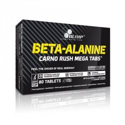 Olimp Beta Alanin Carno Rush Mega Tabs 80Tabl.