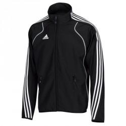 Abverkauf Adidas T8 Team Jacke Jugend Schwarz
