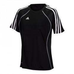Abverkauf Adidas T8 Clima T-Shirt Frauen Schwarz