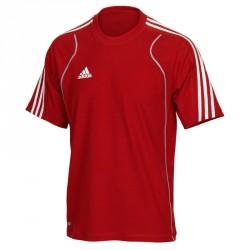 Abverkauf Adidas T8 Team T-Shirt Jugend Rot