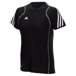 Abverkauf Adidas T8 Team T-Shirt Frauen Schwarz
