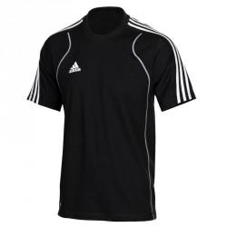 Abverkauf Adidas T8 Team T-Shirt Herren Schwarz XS
